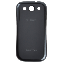 Housing (Back) for Samsung T999 Galaxy S III (T-Mobile) (Titanium Gray) (OEM) (Closeout)