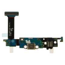 Flex Cable (Charge Port & Headphone Jack Assembly) for Samsung Galaxy S6 Edge (Verizon)