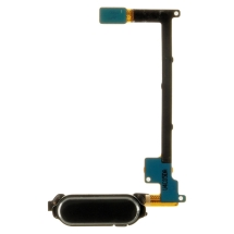 Flex Cable (with Home Button) for Samsung Galaxy Note 4 (Black) (Closeout)