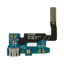 Charge Port Board for Samsung Galaxy Note II (International Rev 1.0) (Closeout)