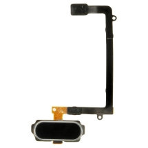 Flex Cable (with Home Button) for Samsung Galaxy S6 Edge (Black Sapphire) (Closeout)