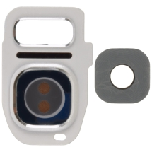 Camera Lens (Back) for Samsung Galaxy S7 & S7 Edge (Pearl White) (Closeout)