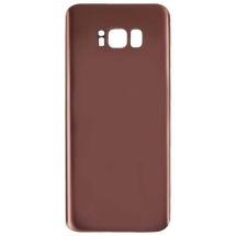 Back Glass for Samsung Galaxy S8+ (Pink) (Aftermarket)