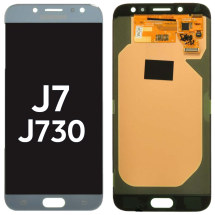 OLED & Digitizer Assembly for Samsung Galaxy J7 (2017) (Blue) (OEM) (Closeout)