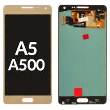 OLED & Digitizer Assembly for Samsung Galaxy A5 (A500) (Gold) (Aftermarket) (Closeout)