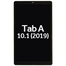 LCD & Digitizer Assembly for Samsung Galaxy Tab A 10.1 (2019) (Black)