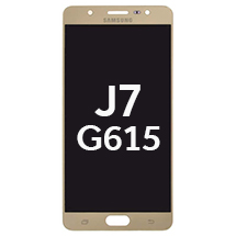 LCD & Digitizer Assembly for Samsung Galaxy J7 (G615/2017) (Gold)