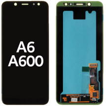 OLED & Digitizer Assembly for Samsung Galaxy A6 (A600/2018) (Black) (OEM)