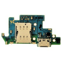 Charge Port & SIM Card Reader Board for Samsung Galaxy A80