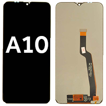 LCD & Digitizer Assembly for Samsung Galaxy A10 (Black)