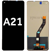 LCD & Digitizer Assembly for Samsung Galaxy A21 (Black)