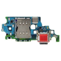 Charge Port & SIM Card Reader Board for Samsung Galaxy S21+