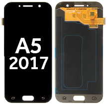 OLED & Digitizer Assembly for Samsung Galaxy A5 (2017) (Black) (Aftermarket)