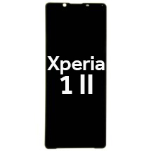 OLED & Digitizer Assembly for Sony Xperia 1 II (Black)