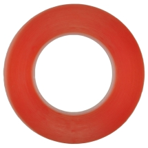 Tesa Red Tape Double-Sided Adhesive (36 Yard, 2mm Width)
