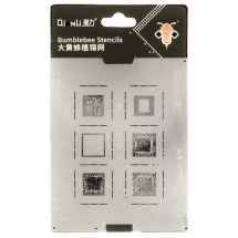 QianLi Bumblebee Stencil QS18 MTK CPU 4 for Android Devices