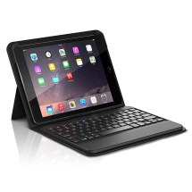 ZAGG Messenger Folio Case with Keyboard for Apple iPad Air, Air 2, & Pro 9.7 (Black)
