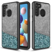 Zizo Division Case for Samsung Galaxy A21 (Mint)