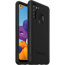 OtterBox Commuter Lite Case for Samsung Galaxy A21 (Black)