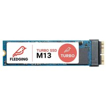 Fledging M13 Turbo 512GB SSD Card for Apple MacBook Air, Pro, & iMac (Mid 2013-Early 2019)
