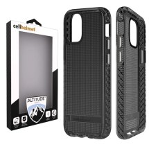 Cellhelmet Altitude X Case for Apple iPhone 12 Mini (Black)