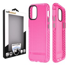 Cellhelmet Altitude X Case for Apple iPhone 12 & 12 Pro (Pink)