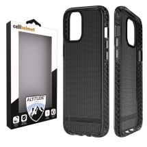 Cellhelmet Altitude X Case for Apple iPhone 12 Pro Max (Black)