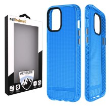 Cellhelmet Altitude X Case for Apple iPhone 12 Pro Max (Blue)