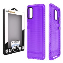 Cellhelmet Altitude X Case for Samsung Galaxy A51 (Purple)