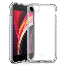 ITSKINS Clear Spectrum Case for Apple iPhone 6, 6S, 7, 8, & SE (2nd Gen) (Clear)