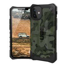 UAG Pathfinder Case for Apple iPhone 12 Mini (Forest Camo) (Closeout)