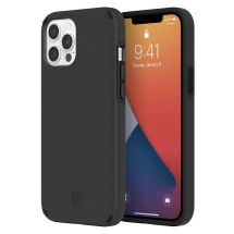 Incipio DualPro Case for Apple iPhone 12 Pro Max (Black)