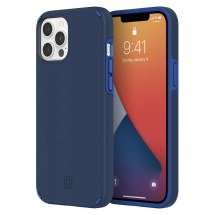 Incipio DualPro Case for Apple iPhone 12 Pro Max (Classic Blue)