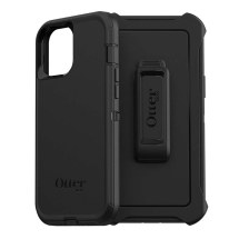 OtterBox Defender Case for Apple iPhone 12 Pro Max (Black)