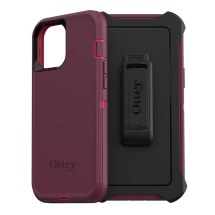 OtterBox Defender Case for Apple iPhone 12 Pro Max (Berry Potion)