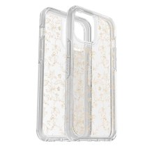 OtterBox Clear Symmetry Case for Apple iPhone 12 Pro Max (Wallflower)