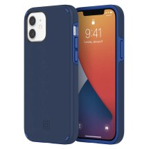 Incipio Duo Case for Apple iPhone 12 & 12 Pro (Classic Blue)