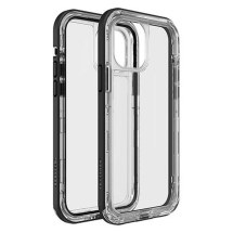 LifeProof Next Case for Apple iPhone 12 & 12 Pro (Black Crystal)