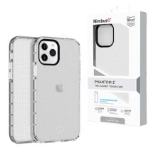 Nimbus9 Phantom 2 Case for Apple iPhone 12 & 12 Pro (Clear)