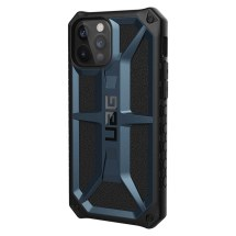 UAG Monarch Case for Apple iPhone 12 & 12 Pro (Mallard & Black)