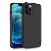 Zizo Division Case for Apple iPhone 12 & 12 Pro (Black)