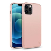 Zizo Division Case for Apple iPhone 12 & 12 Pro (Rose Gold)