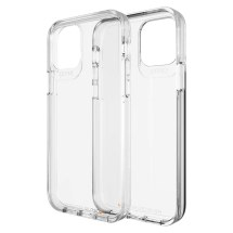 Gear4 Crystal Palace Case for Apple iPhone 12 & 12 Pro (Clear)