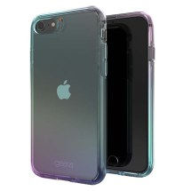 Gear4 Crystal Palace Case for Apple iPhone 6, 6S, 7, 8, & SE (2nd Gen) (Iridescent)