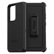 OtterBox Defender Case for Samsung Galaxy S21 Ultra (Black)