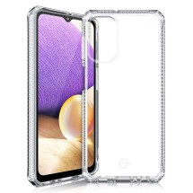 ITSKINS Clear Spectrum Case for Samsung Galaxy A32 5G (Clear)