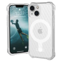 UAG Essential Armor MagSafe Case for Apple iPhone 13 Mini (Frosted Ice)