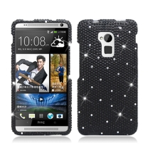 Shield for HTC One Max T6 (Black Crystal) (Closeout)