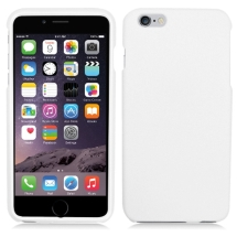Rubberized Shield for Apple iPhone 6 Plus & 6S Plus (White) (Closeout)