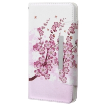 Wallet Pouch for LG G3 (Spring Flowers) (Closeout)